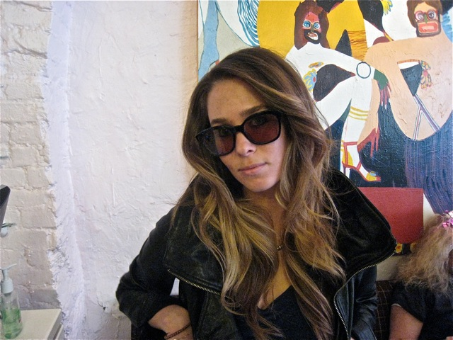 ... hair salons salon highlights color nyc Ombre Hair With Highlights
