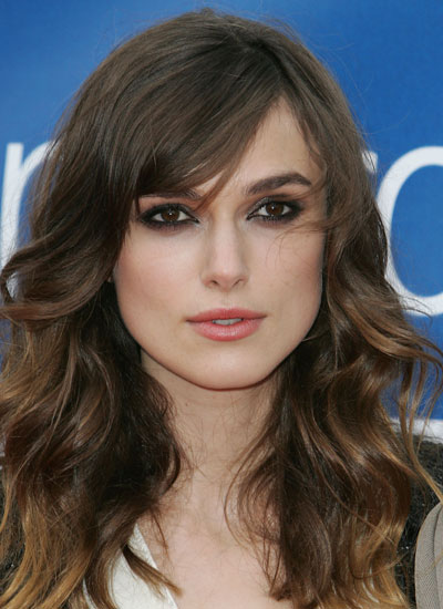 hairstyles with bangs and layers for long hair. Long hairstyles with bangs are few side swept bangs along with long layers,
