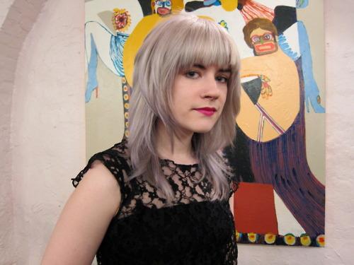 Violet - Lavender Hair Color Pastel Violet - Lavender Hair Color